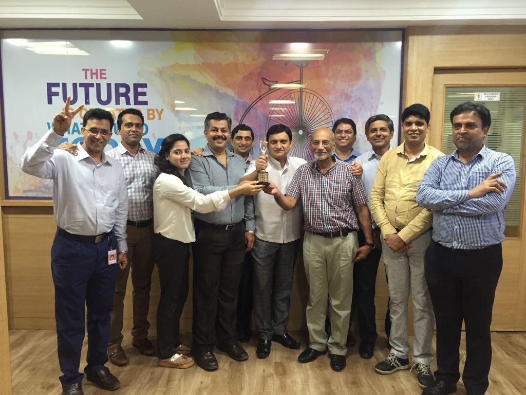 Kiran Medical Systems Bags Healthcare Award